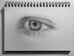 learn how to draw a realistic eye in