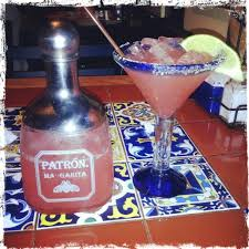 chilis patron strawberry margarita