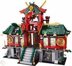 NEW - LEGO Ninjago Battle for Ninjago City 70728 - 8 Mini Figures - Sealed