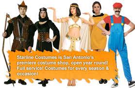 starline costumes san antonio s