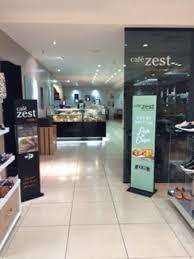 cafe zest sheffield restaurant