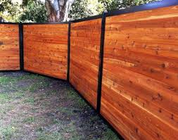 Metal Frame Fence Kits Outlasts Wood Fencetrac By Perimtec