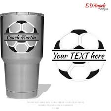 Soccer Coach Gift Soccer Coach Decal Soccer Decal For Cup Decals For Tumblers Decals For Cars Trucks Glass Soccer Coach Gifts Coach Gifts Soccer Coaching