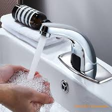 2020 copper infrared water tap