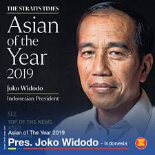 President Joko Widodo has said the country can achieve 7% year-over-year growth and pegged the year 2045 as a potential golden era