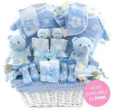 baby twins gift basket newborn gifts