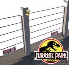 Custom Scenery Depot Theme Park Games Lonewolf S Jurassic Park Fences Jurassic Park Jurassic Park Birthday Jurassic