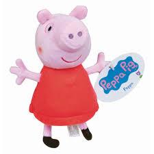 Mua thú bông peppa pig bông mịn chính hàng 55cm chỉ 139.000₫