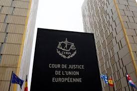 """Resultat d'imatges per a """"Tribunal de Justicia de la Unión Europea"""""""