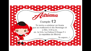 Como Hacer Una Invitacion Corel Draw Photoshop Editables