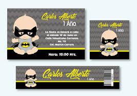 Invitacion Sencilla De Cumpleanos Mod C04 Incluye Invitacion