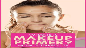 what is a makeup primer how to apply