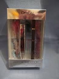 loreal art of the look makeup kit