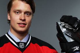 Devils sign first-round pick Adam Larsson - nj.com