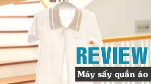 Review máy sấy quần áo - Kim The Cook - YouTube