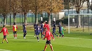 U19 PSG LENS 1A0 PSG Timothée Pembélé - YouTube