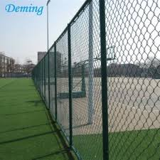 الصين Factory Price 8gauge Chain Link Fence For Kenya المصنعين