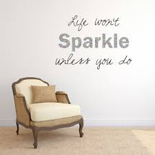 Pin On Sparkly Glitter Wall Stickers
