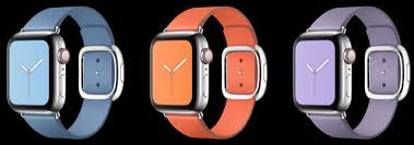 apple launches new watch bands