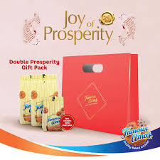 double prosperity gift pack by famous
