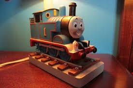 Thomas The Train Lamp Train Room Decor Toddler Boys Room Train Room