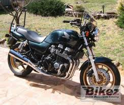 1997 honda cb 750 seven fifty