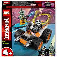 LEGO Ninjago: Cole's Speeder Car (71706) Toys