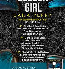 Books On Tour (Review): The Golden Girl by Dana Perry – Fireflies ...