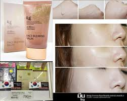no makeup face blemish balm review