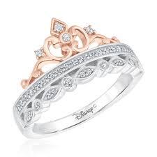 enchanted disney fine jewelry two tone