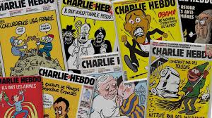 """French President defends Charlie Hebdo citing """"Freedom of Press"""""""