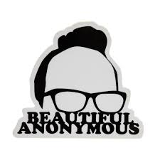 Beautiful Anonymous Decal Sticker Podswag