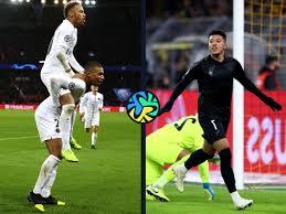 Borussia Dortmund Vs PSG: Battle of goals as scoring powerhouses ...