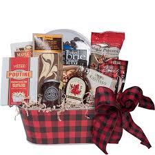 true north gourmet gift basket canada