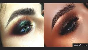 10 stunning smokey eye makeup looks