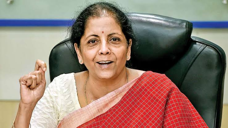 Image result for Nirmala Sitharaman""