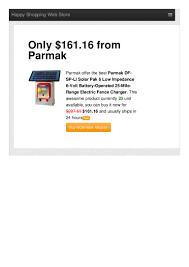 Parmak Offer The Best Dfspli Solar Pak 6 Low Impedance 6volt Batteryo