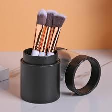 makeup brush holder cup portable case