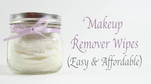 diy makeup remover wipes you