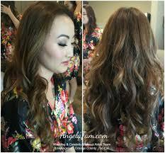 bride makeup artist and hair stylist