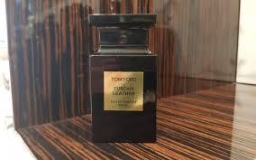 14 best leather fragrances for men