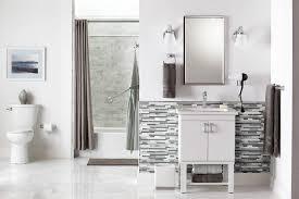 moen introduces the voss tm bathroom