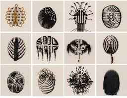 superselected | Afro hair art, Hair, Contemporary african art