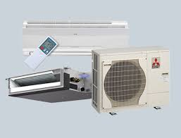 mitsubishi mr slim ductless mini split