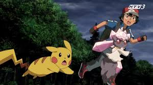 Teaser Trailer Pokémon Movie 17 (Diancie Và Chiếc Kén Huỷ Diệt ...