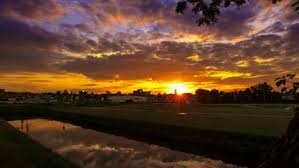 sunset timelapse stock video footage clips people