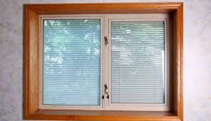 windows with built in blinds worth it