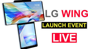 LG Wing Launch Event Live