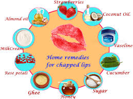 10 home remes for chapped lips