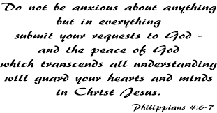 Philippians 4 6 7 Don T Be Anxious About Anything Vinyl Wall Decal Bible Verse Decals Stickers Vinyl Art Fibsol Com